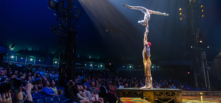 cirque de soleil feature header